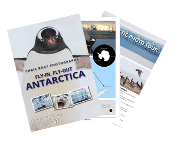 Download Antarctic South Georgia Tour Brochure