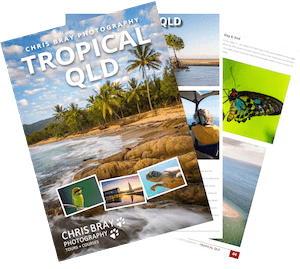 Tropical Queensland Tour Brochure