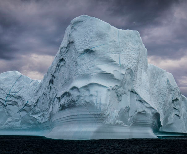 Iceland Greenland photography tour iceberg