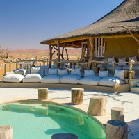 namibia botswana photo tour luxury accommodation options