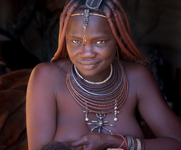 namibia botswana photo tour himba tribe people