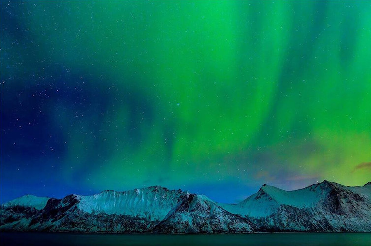 northern lights photography tour norway