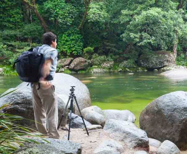 tropical queensland photo tour Mossman gorge