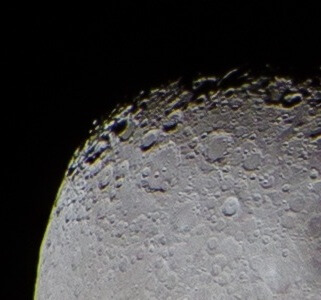 how to photograph the moon tips