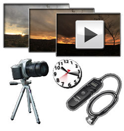 what you need to shoot time lapse videos